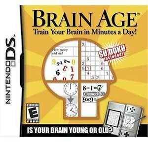 Brain Age DS, Good  Video Games
