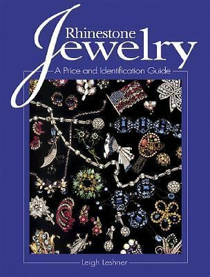Rhinestone Jewelry: A Price and Identification Guide, Leshner, Leigh, Acceptable