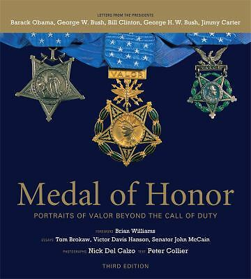 Medal of Honor: Third Edition by Collier, Peter