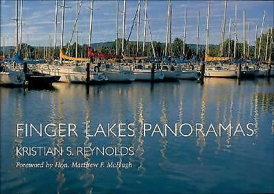 Finger Lakes Panoramas by Reynolds, Kristian S.