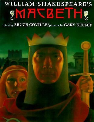 William Shakespeare's Macbeth by Coville, Bruce