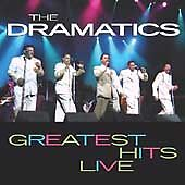 Dramatics - Greatest Hits Live by