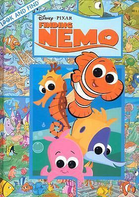 Finding Nemo (Look and Find (Publications International)) by