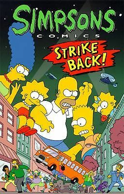 Simpsons Comics Strike Back by Groening, Matt