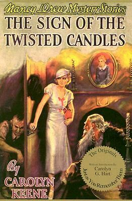 The Sign of the Twisted Candles (Nancy Drew, Book 9) by Keene, Carolyn