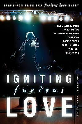 Igniting Furious Love: Teachings From the Furious Love Event, Wilson, Darren, Go