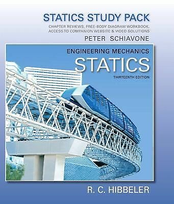 Study Pack for Engineering Mechanics: Statics by Hibbeler, Russell C.