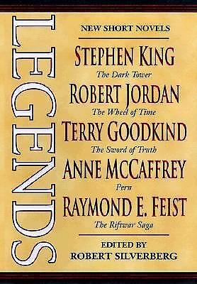 Legends: Stories By The Masters of Modern Fantasy, , Very Good Book