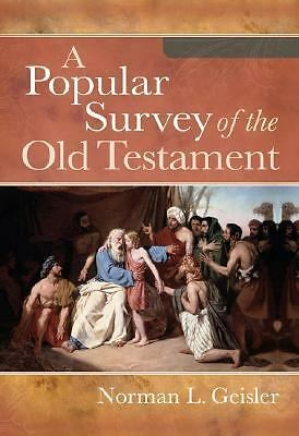 Popular Survey of the Old Testament, A by Geisler, Norman L.