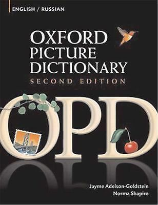 Oxford Picture Dictionary English-Russian: Bilingual Dictionary for Russian spe