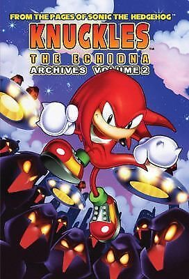 Sonic the Hedgehog Presents Knuckles the Echidna Archives, Vol. 2 by Sonic Scri