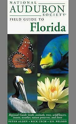 National Audubon Society Field Guide to Florida by National Audubon Society, Al