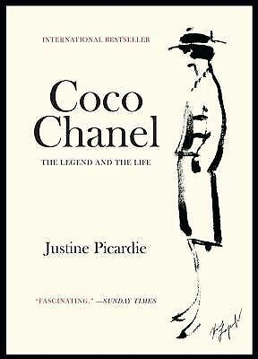 Coco Chanel: The Legend and the Life, Picardie, Justine, Very Good Book