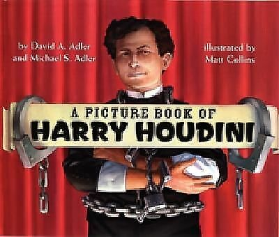 A Picture Book of Harry Houdini (Picture Book Biography), Michael S. Adler, Davi
