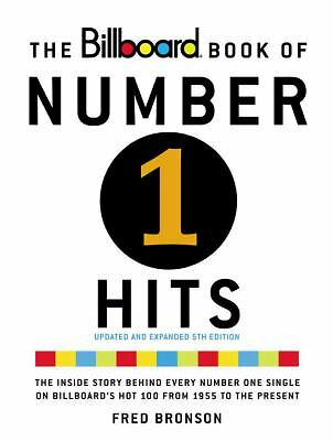 The Billboard Book of Number One Hits by