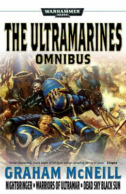 The Ultramarines Omnibus by McNeill, Graham