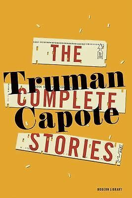 The Complete Stories (Modern Library) by Capote, Truman