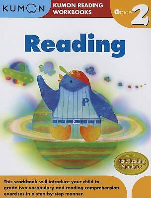 Grade 2 Reading (Kumon Reading Workbooks) by Kumon Publishing