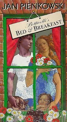 Botticelli's Bed & Breakfast, Pienkowski, Jan, Good Book