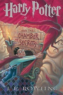 Harry Potter and the Chamber of Secrets (Book 2), J.K. Rowling, Acceptable Book