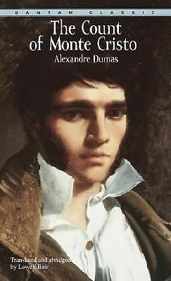 The Count of Monte Cristo (Bantam Classics) by Alexandre Dumas