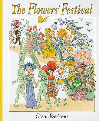 The Flowers' Festival by Beskow, Elsa