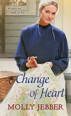 Change of Heart, Jebber, Molly, Good Book