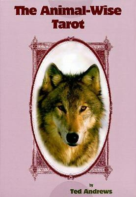 The Animal Wise Tarot, Andrews, Ted, Good Book