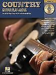 Country: Guitar Play-Along Volume 17 by Hal Leonard Corp.