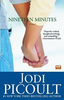 Nineteen Minutes, Jodi Picoult, Acceptable Book