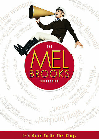 The Mel Brooks Collection (Blazing Saddles / Young Frankenstein / Silent Movie