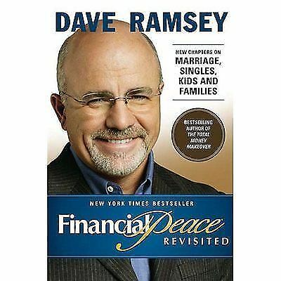 Financial Peace Revisited, Dave Ramsey, Good Book