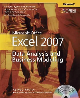 Microsoft® Office Excel® 2007: Data Analysis and Business Modeling (Business Ski