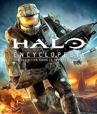 Halo Encyclopedia: The Definitive Guide to the Halo Universe, , Very Good Book