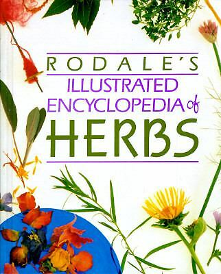 Rodale's Illustrated Encyclopedia of Herbs LOOK!