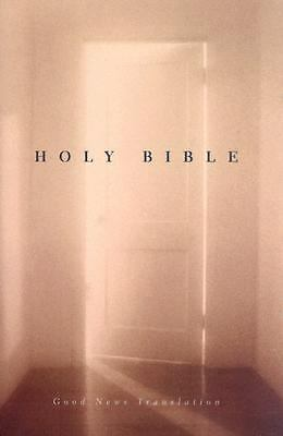 GNT Holy  Bible, Good News Translation, , Good Book