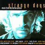 Fox™ STRANGE DAYS Original Soundtrack Album RARE VINTAGE CD