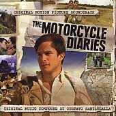 Universal™ THE MOTORCYCLE DIARIES Original Soundtrack Album RARE VINTAGE CD