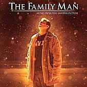 Universal™ THE FAMILY MAN Original Soundtrack Album RARE VINTAGE CD