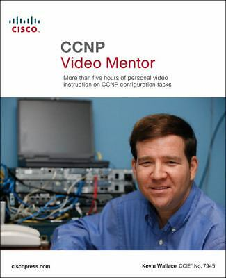 CCNP Video Mentor (Video Learning), Wallace, Kevin, Good Book