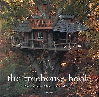 The Treehouse Book, Nelson, Peter, Very Good Book