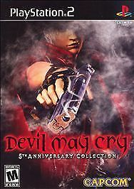 Devil May Cry (5th Anniversary Collection) by