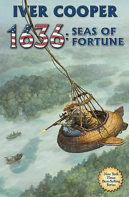 1636: Seas of Fortune (The Ring of Fire), Cooper, Iver, Good Book
