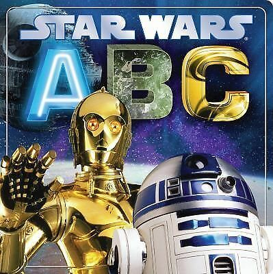 Star Wars ABC by Scholastic