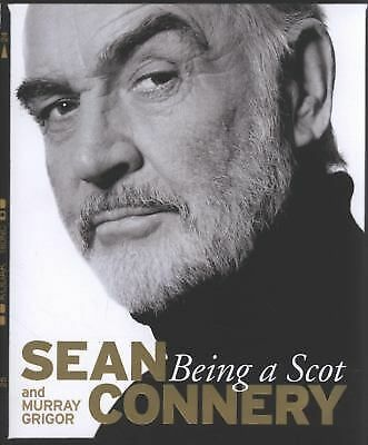 Being a Scot, Grigor, Murray, Connery, Sean, Excellent Book