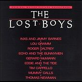Warner Bros™ THE LOST BOYS Original Soundtrack Album RARE VINTAGE CD