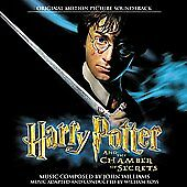 Warner Bros.™ HP: CHAMBER OF SECRETS Original Soundtrack Album RARE VINTAGE CD