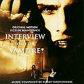 Warner Bros.™ INTERVIEW WITH VAMPIRE Original Soundtrack Album RARE VINTAGE CD