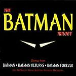 Warner Bros.™ THE BATMAN TRILOGY Original Soundtrack Album RARE VINTAGE CD