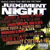 Universal™ JUDGMENT NIGHT Original Soundtrack Album RARE VINTAGE CD